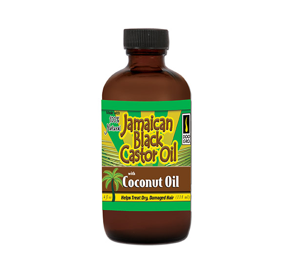 Jamaican Black Castor Oil with Coconut Oil