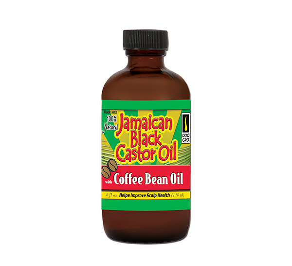 Jamaican Black Castor Oil with Coffee Bean Oil