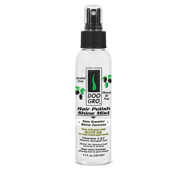DOO GRO® Hair Polish Shine Mist