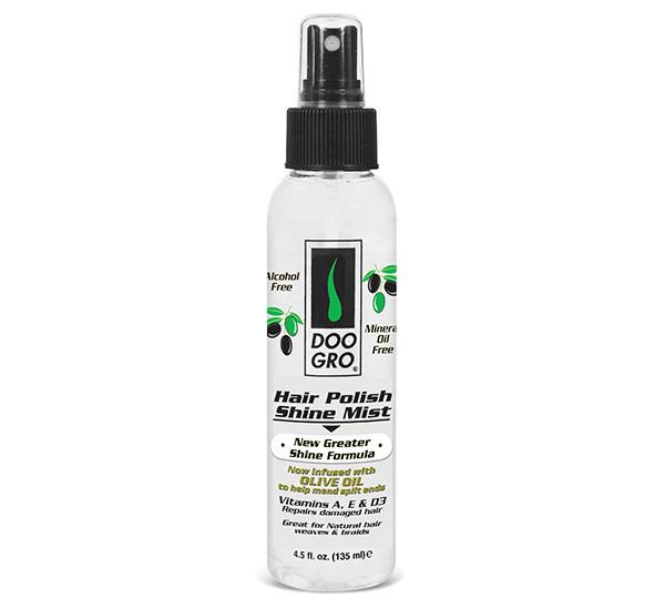 DOO GRO® Hair Polish Shine Mist