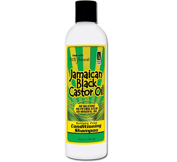Jamaican Black Castor Oil Sulfate Free Conditioning Shampoo