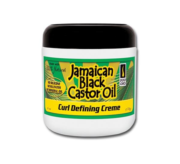 Jamaican Black Castor Oil Curl Defining Crème