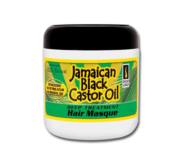 Jamaican Black Castor Oil Deep Treatment Hair Masque