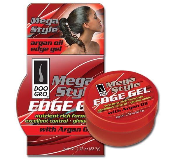 DOO GRO® Mega Style Edge Gel with Argan Oil