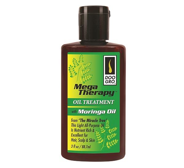 DOO GRO® Mega Therapy Oil Treatment with Moringa Oil