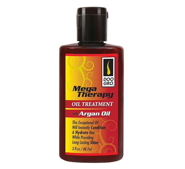 Mega Therapy Oil Treatment with Argan Oil