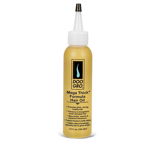 mega thick formula hair oil