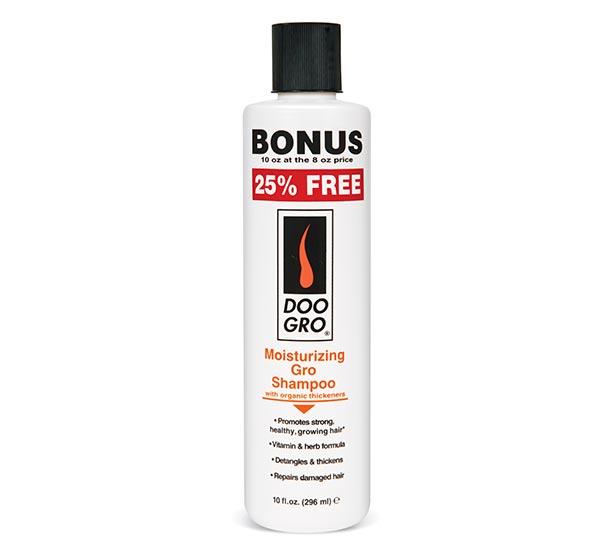 DOO GRO® Moisturizing Gro Shampoo with Organic Thickeners