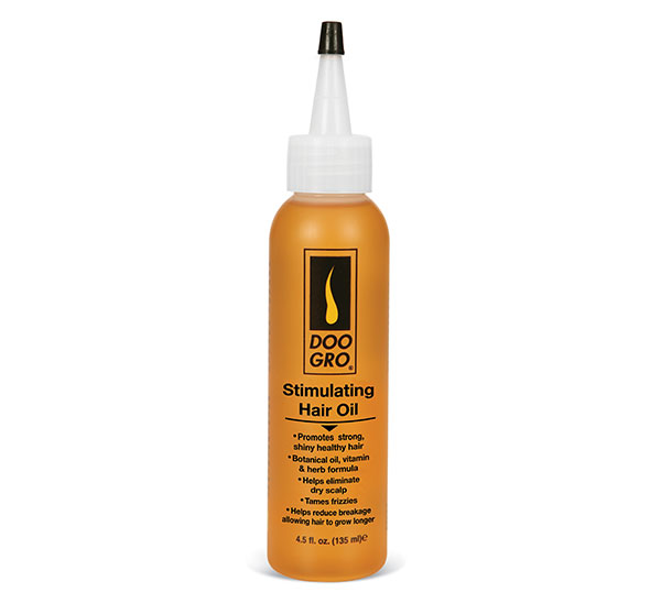 DOO GRO® Stimulating Hair Oil