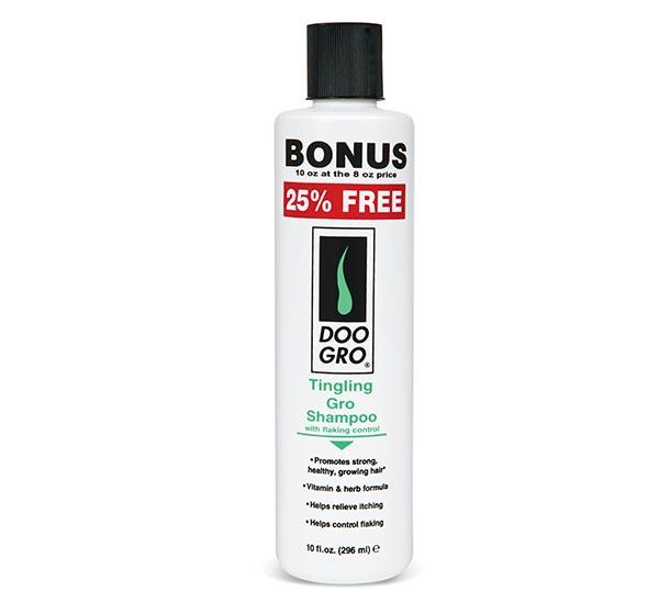 DOO GRO® Tingling Gro Shampoo with Flaking Control